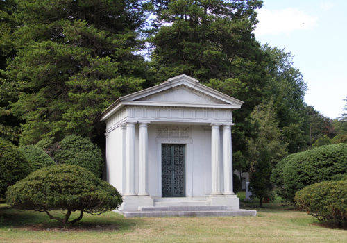 Bowie Mausoleum At Woodlawn Cemetery | The Bronx, New York
