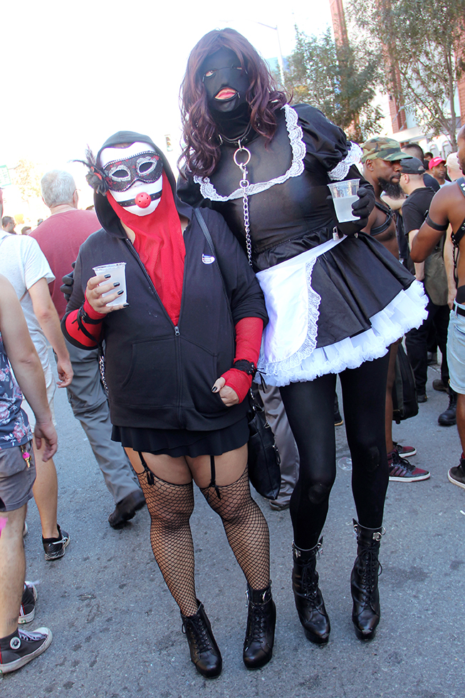 Folsom Street Fair 2016 | San Francisco, California