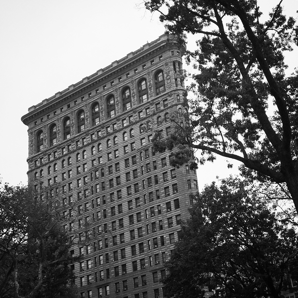 Flatiron by Day, Empire by Night | New York, New York
