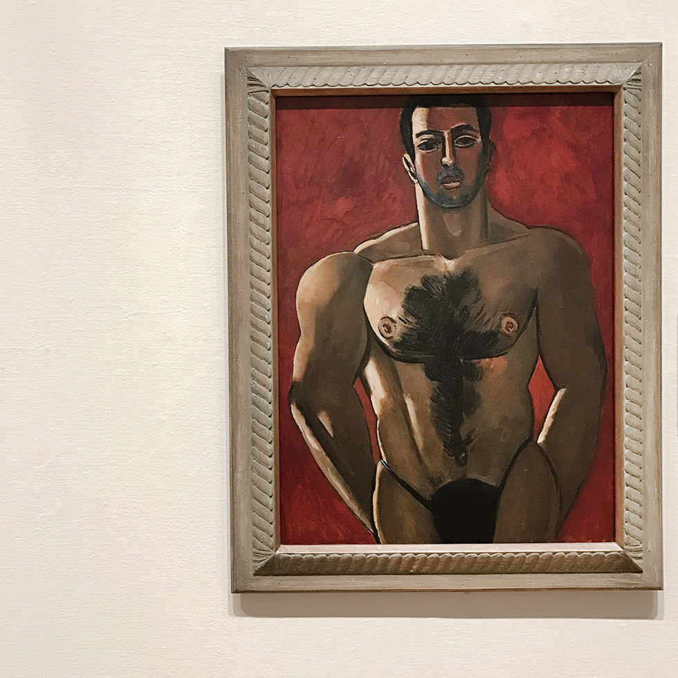 Marsden Hartley at the AIC | Chicago, Illinois