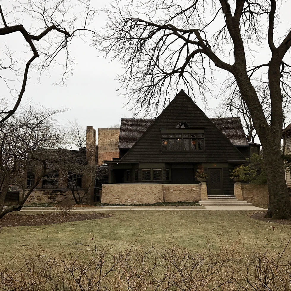Frank Lloyd Wright's Home and Studio in Oak Park | Chicago, Illinois