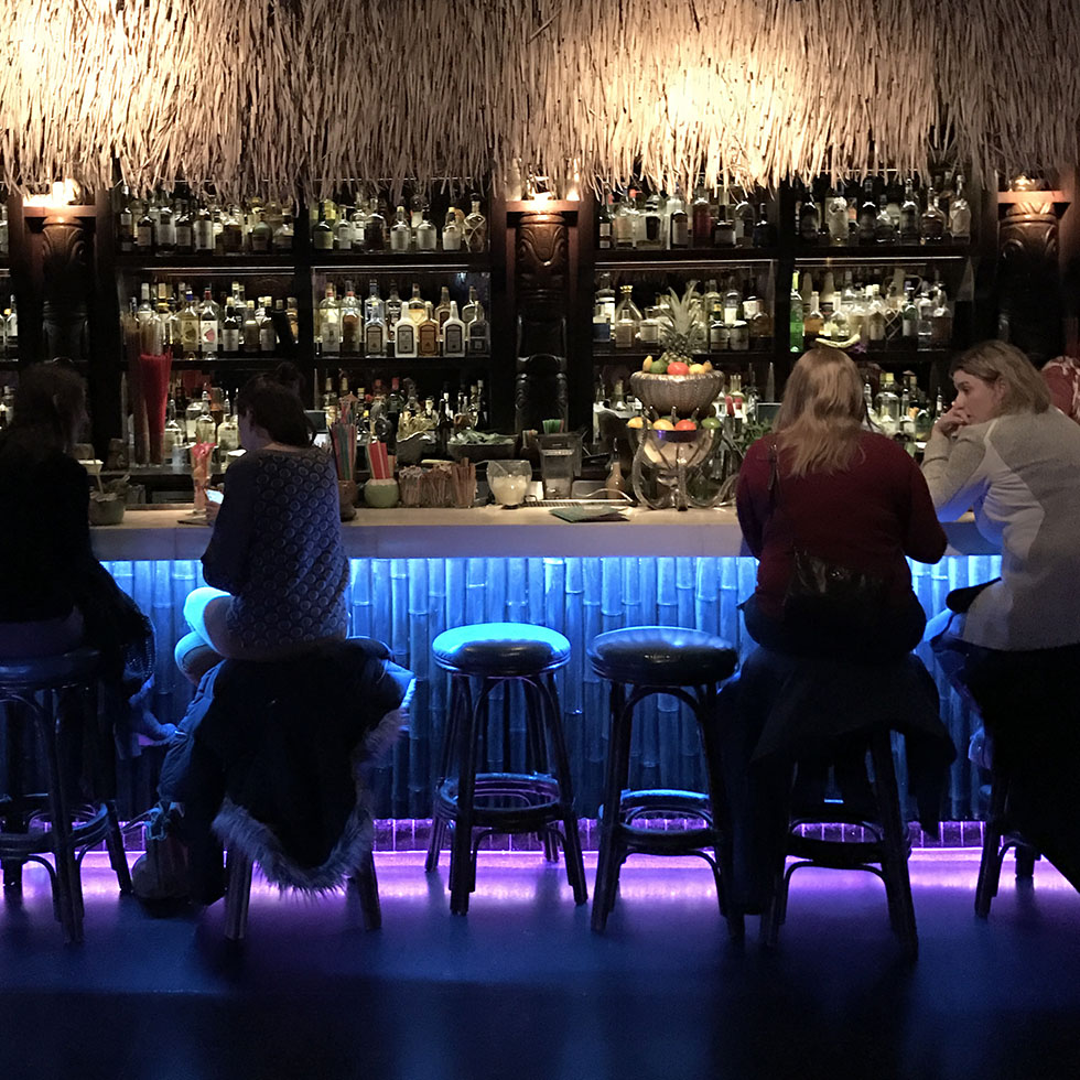Tiki Time at Three Dots and a Dash | Chicago, Illinois