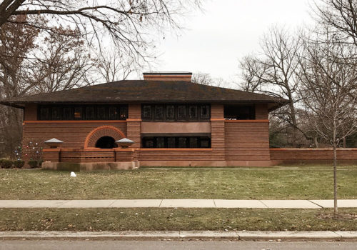 Binging On Frank Lloyd Wright In Oak Park