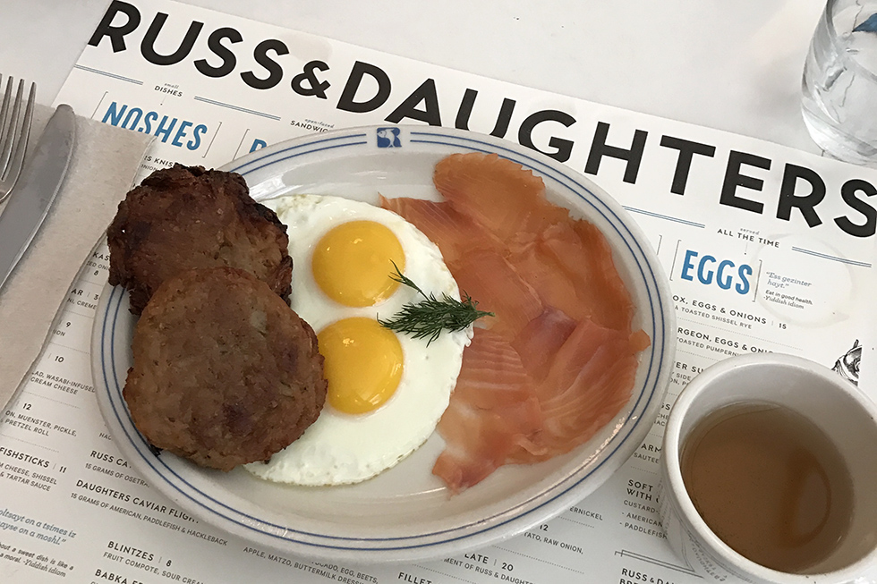 Russ & Daughters Cafe | New York, New York